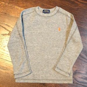 Polo - Toddler Boys Knit Thermal